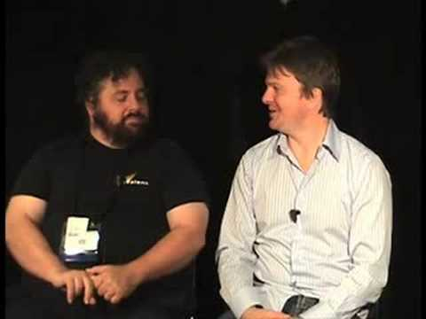 Jim Zemlin at OSCON: The Mysterious Work of the Linux Founda