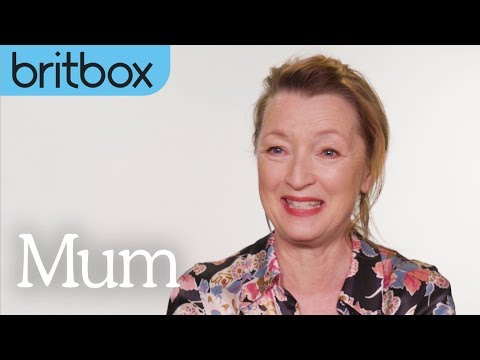 Lesley Manville on Her Acting Process | Mum