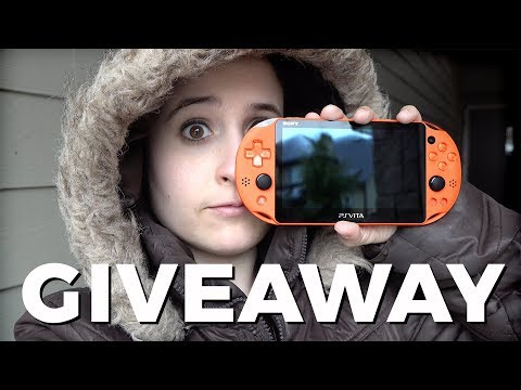 Neon Orange    PS Vita 2000 Giveaway! (International)