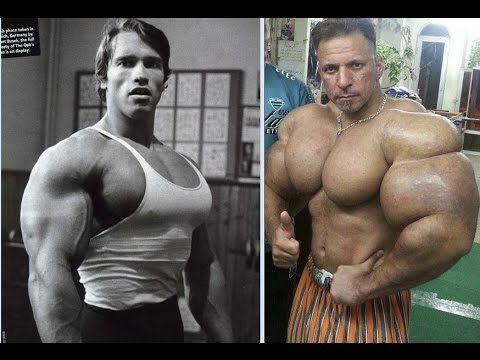 SYNTHOL vs BODYBUILDING !!! - YouTube