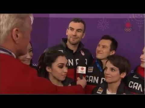 Team Canada Interview (Post TE Win)