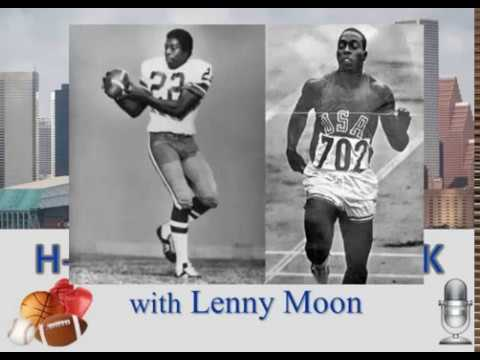 269ecfe5c95 Pro Football Hall of Fame WR Bob Hayes Tribute with Lenny Moon - YouTube