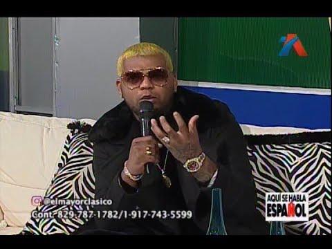 El Mayor Clasico se desahoga y habla del controversial Video de el y Fefita La Grande