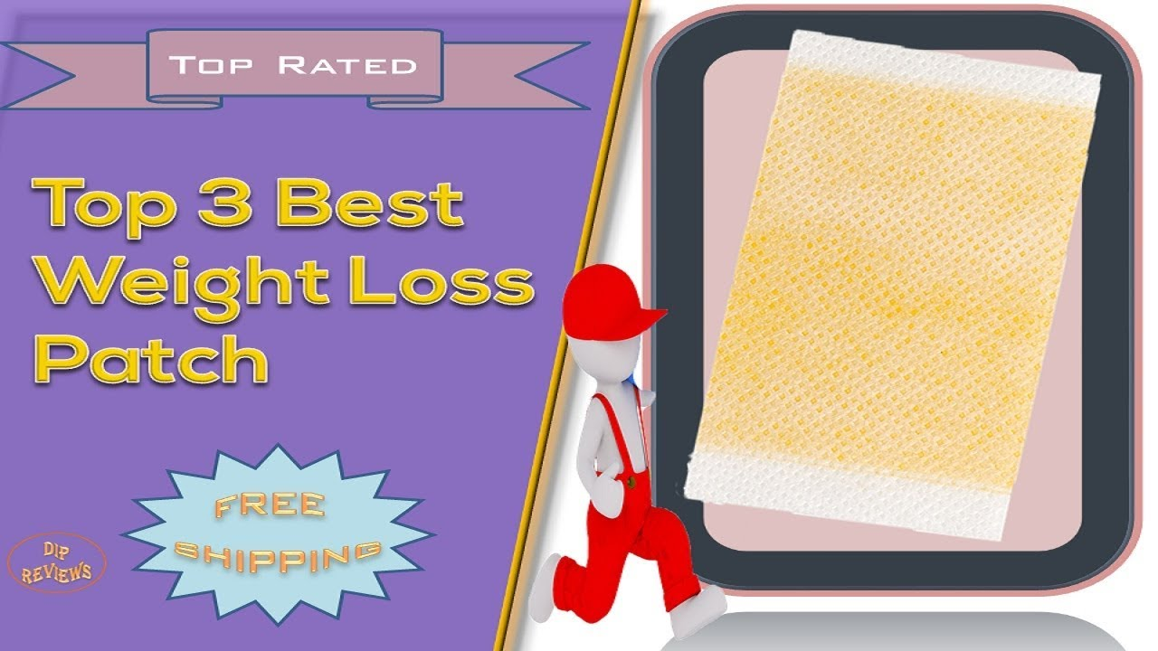 Top 3 Best Weight Loss Patch Weight Loss Patch Review Youtube
