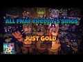 Download All FNAF Freddy's sings Just Gold MP3 song and Music Video