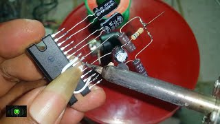 Tutorial amplifier ic la4440 pake ember
