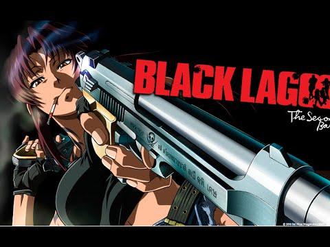 Black Lagoon AMV - Locking Up the Sun