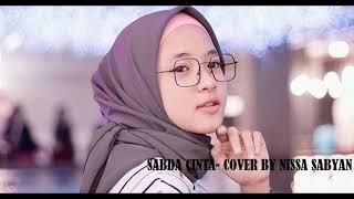 SABDA CINTA'' COVER BY NISSA SABYAN
