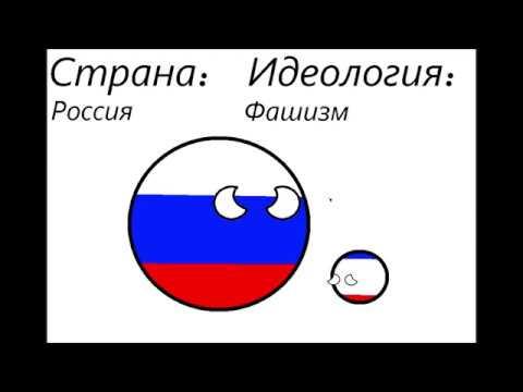 Как выглядели бы флаги стран с разными идеологиями