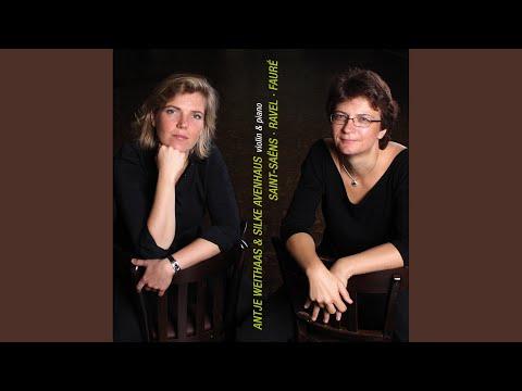 Sonata No 1 in A Major, Op. 13: I. Allegro molto