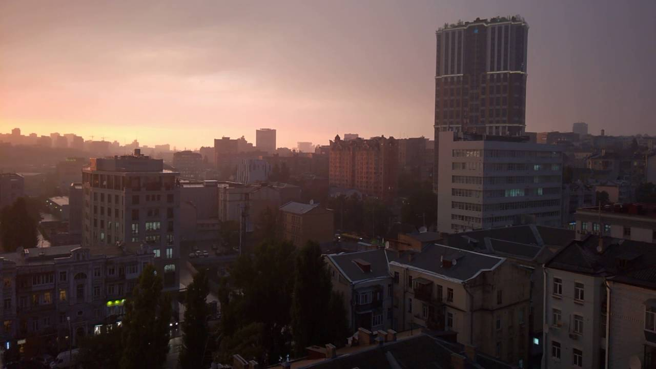 фото дождь красивый
