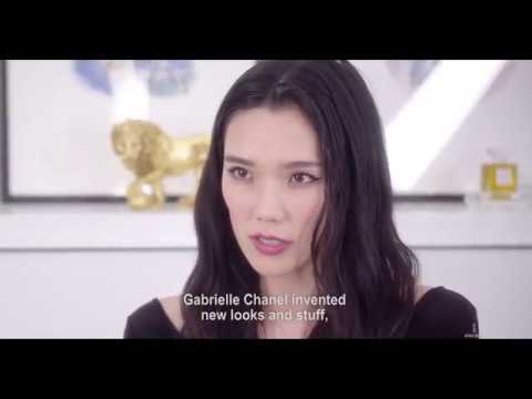 CHANEL STYLE SESSIONS with Tao Okamoto - CdMdiary