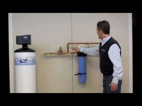 How To Install Replace Filter On Pre Sediment Filtration Bb 1 And 2 You