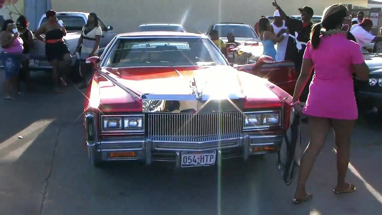 Candy SLABS swangas and pop trunk RED and BLUE - YouTube
