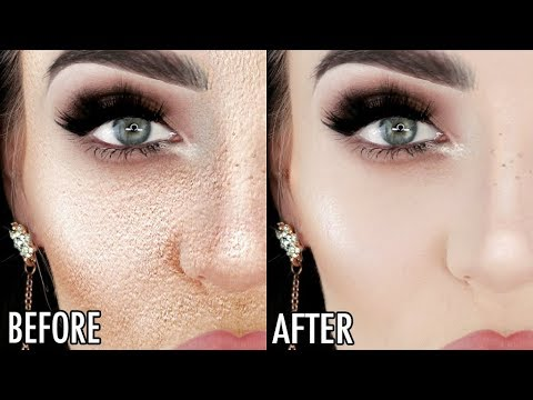 HOW TO STOP FOUNDATION SEPARATING, FLAKING & CAKING ON YOUR FACE