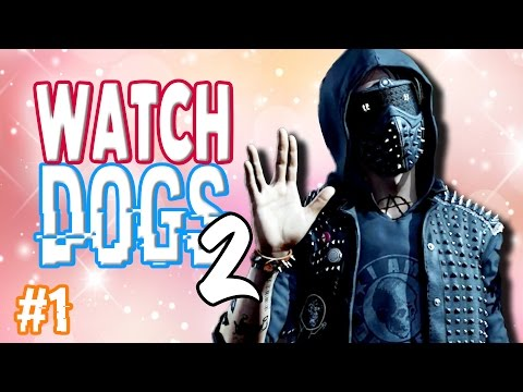 ⚔ HACKER CULiK HACKER x DEDSEC | WATCH DOGS 2 PC INDONESiA