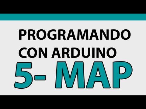 Programando Con Arduino | 5 - MAP