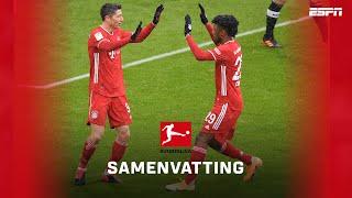 LEWANDOWSKI pakt RECORD af van Gerd Müller! | Samenvatting Bayern München - SC Freiburg | Bundesliga