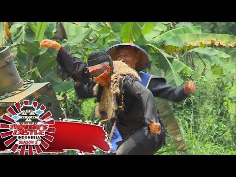 Algojonya Joget Joget Mulu Nih, Padahal Mukanya Seram  - Takeshi's Castle Indonesia (14/11)
