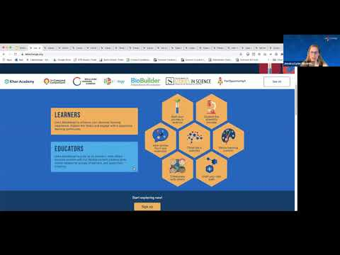 Personalize Online Learning with LabXchange