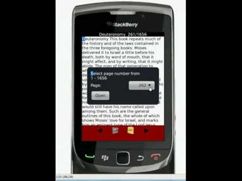 bible app for blackberry torch 9800