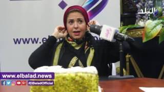 صابرين تكشف لـ«صدى البلد» حقيقة غضب ليلى علوي من قبولها «أفراح القبة».. فيديو