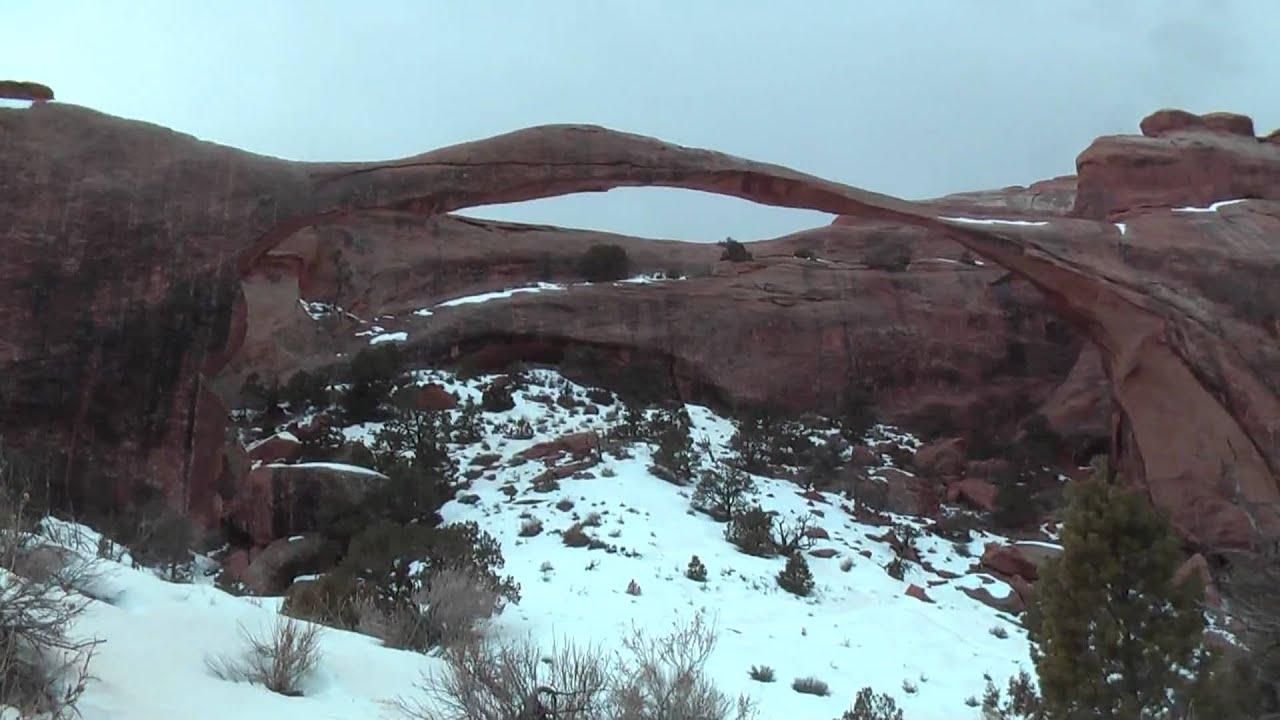 Arches National Park Landscape Arch