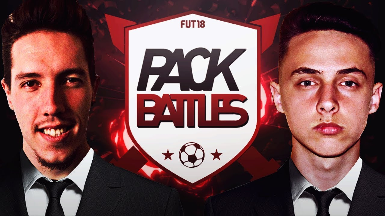 FIFA 18 - PACK BATTLES ⚽ w/ Sunzone