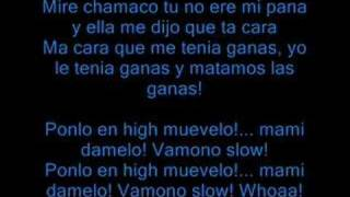 LA FUGA Daddy Yankee Letra Incluida