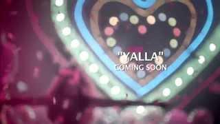 Nancy Ajram - YALLA Official Teaser ????? ????? ??? - ????? ????