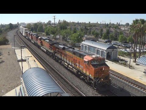 Railfanning Buena Park - 8/1/15