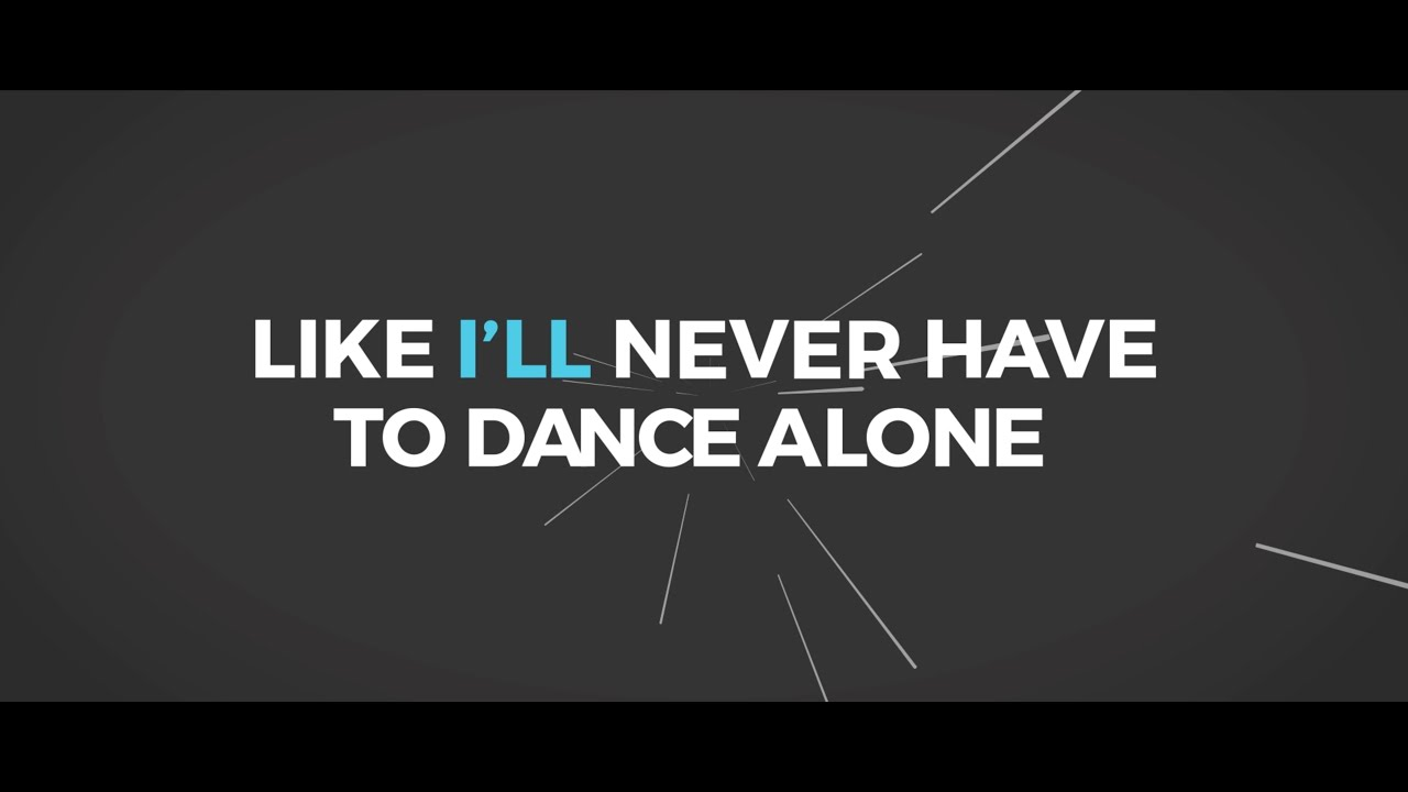 Rachel Traets - Never Dance Alone (Official Lyric Video)