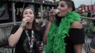 Chive nation has some midwest madness