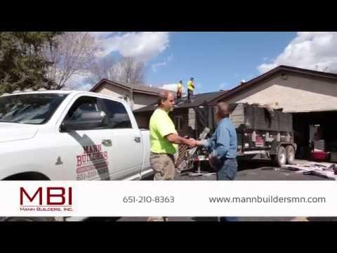 Roofers Saint Paul | Roof Repair Woodbury | Hail Damage Repair Saint Paul