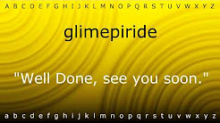 Here I will teach you how to pronounce 'glimepiride' with Zira.mp4