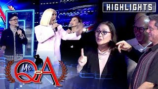 Vice, Vhong and Anne panic after Cory Vidanes visited It's Showtime | It's Showtime Mr. Q and A