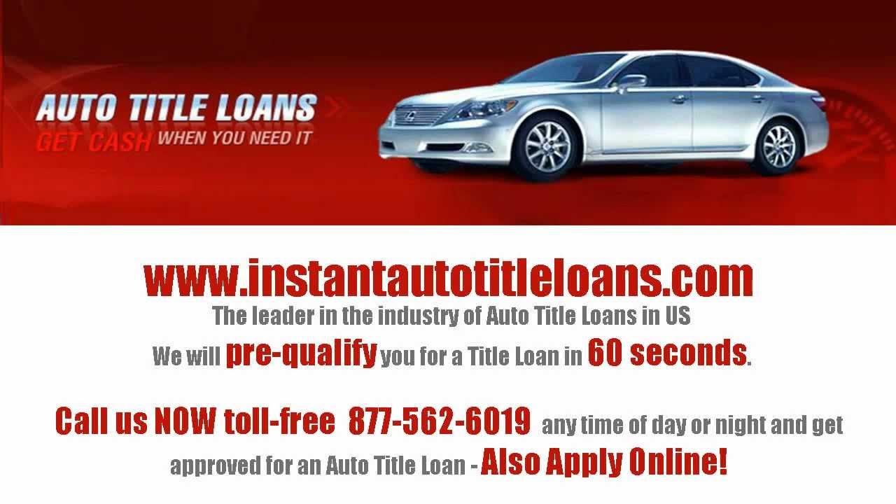 Best Car Title Loans In California