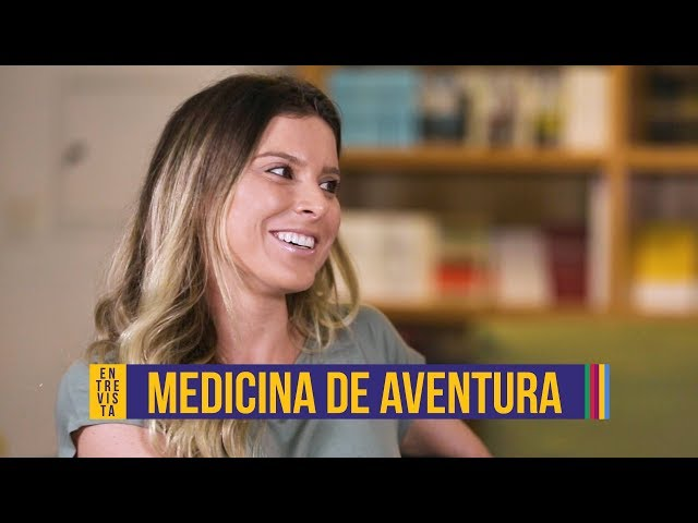 Medicina de aventura | Karina Oliani