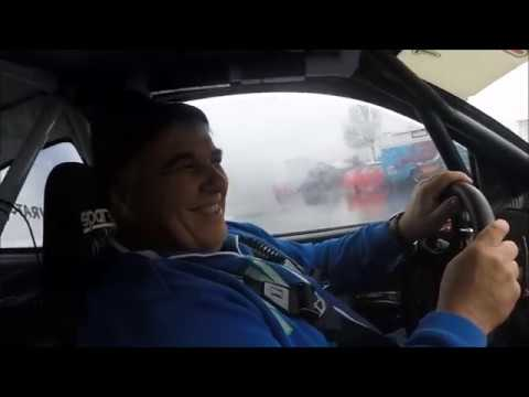 Ford Focus RS WRC - CameraCar | Ruotando Show  | Cesena