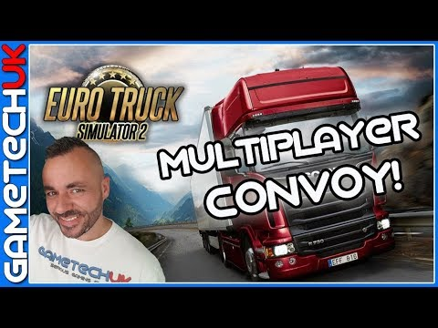 Euro Truck Sim 2 - Looks like we got ourselves a CONVOY!