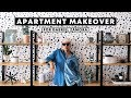APARTMENT MAKEOVER for Gabriel Zamora + DIY Dalmatian Wall // Lone Fox