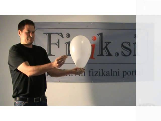 CO2 vs He balloon bang