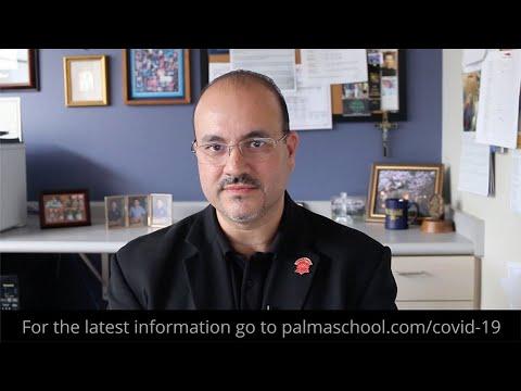 Palma School Message 3 13 20