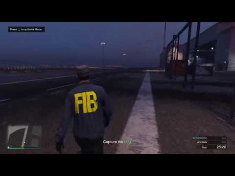 GTA 5: Police Takedown with NOOSE(No Mods )