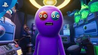 Trover Saves the Universe | Release Date Trailer | PS4