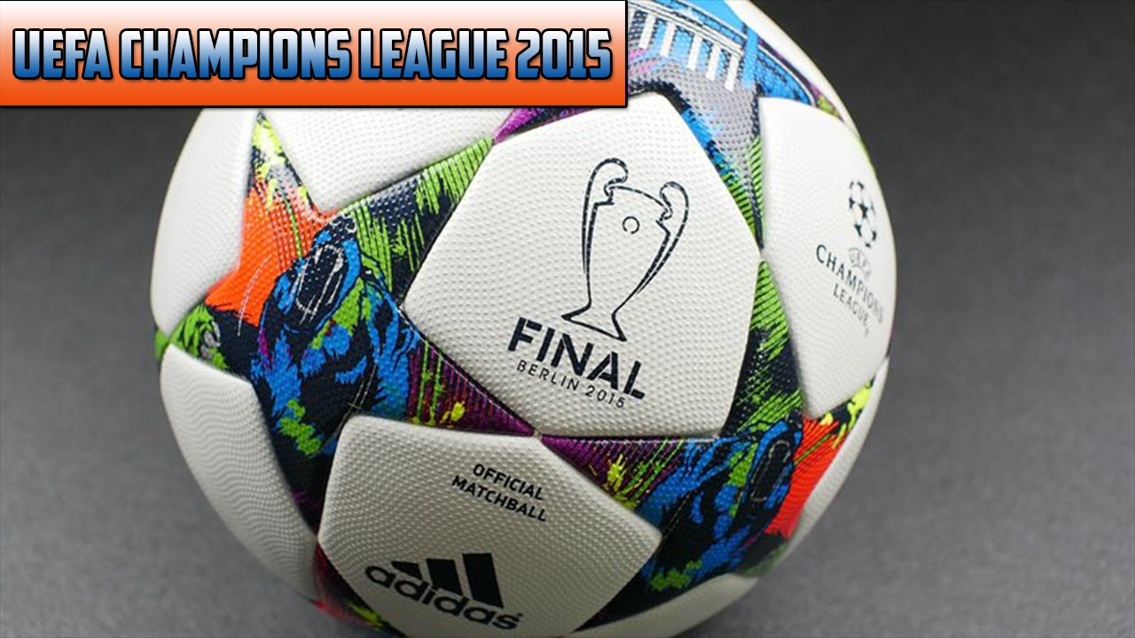 BALLS  UEFA CHAMPIONS LEAGUE FINAL BERLIN 2015  PES 2013  - YouTube 53390eebd4fc9