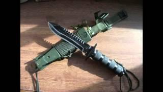 лучшие охотничьи ножи(Ножи – незаменимый атрибут на любой охоте. Но выбор хорошего ножа – дело не простое. Сейчас в магазинах..., 2016-04-02T14:33:43.000Z)