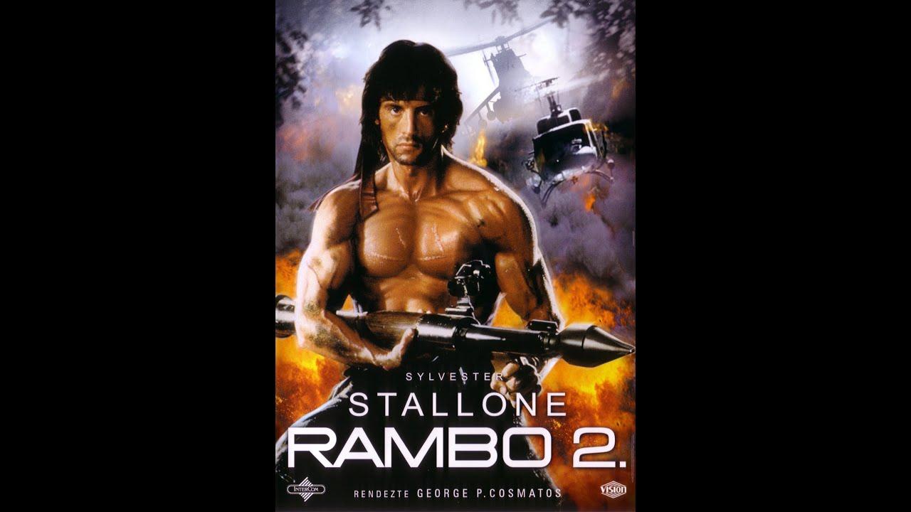 Watch Free Rambo 2 Movie