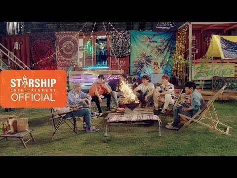[MV] MONSTA X - NEWTON
