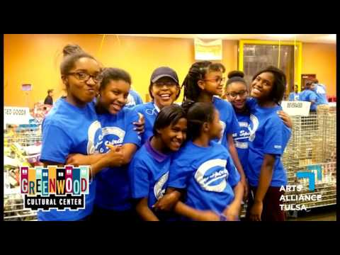 Arts Alliance Tulsa -Greenwood Cultural Center